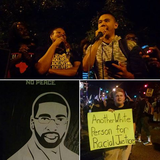 Terrence Sterling Protests of DC Police Killing