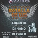 "Batalla de dj´s, sala ""the one"" - Sesión warm up dj Pulpi"