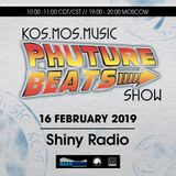 Phuture Beats Show February 16th 2019 hosted by Shiny Radio @Bassdrive.com