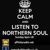 Northern Soul Show 25-09-2016