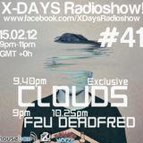 X-DAYS Radioshow! #41 - DeadFred