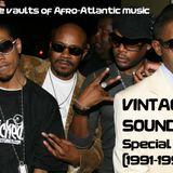 VINTAGE SOUNDS n°39 - Special 90's US R&B Part 1 (1991-1996)