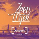 Zeen & Myer - Decoded 003