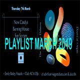 Club AC30 Playlist March 2019 by Matt Catling (mixtape #5)