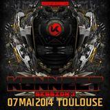KOUBIAK - KONNECT SESSION 3 - live @ Toulouse