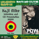 Extensive interview with Haji Mike and preview of the album XXVIII that comes out n May 4th