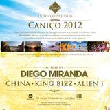 Dj China live @ Caniço 10 junho 2012