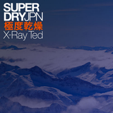 "X-Ray Ted's ""2014 Festival Mix"" for Superdry"
