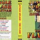 Red Ant & Brockie w/ Shabba, Chatterbox Mc Det - Jungle Splash - The Flash - 1994