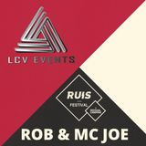DJ Rob & MC Joe, Early Rave / Early Hardcore Live @ The Rave Stage, RUIS