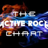 The Active Rock Chart with JayRock July 14th