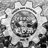 Lessons In EBM Vol. 4