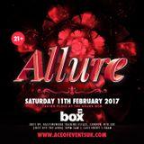 @DJNateUK Allure Feb 2017 Promo Mix