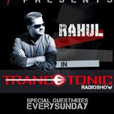 Trance Tonic Radio Show hosted by Rahul & Guest Mix by Charit