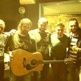 Christos Andrianos live - Chris Kaltsas & Nikolas Chatzis at Radio Thessaloniki 170615