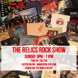 Relics Rock Show 25 with Chris Barnes H2