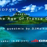 Soundpark - The Age Of Trance 027 (with guestmix by DJMalkavian)(12-11-13) @ Center Groove