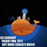 Alex Cardany DJ Freaky Mix 2011