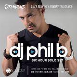 DJ Phil B. Live at Stimulus 7/10/2016 (Part 1)