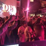 djdamianwells live @deluxe @ghostbar ft charles taylor on sax