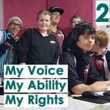 My Voice My Ability My Rights: Employment