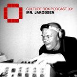 Culture Box Podcast 001 - Mr. Jakobsen
