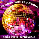 Groove Gallery Radio Christmas Eve 2018