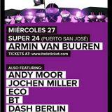 BT - Live @ A State of Trance 600 Guatemala City (27.03.2013)