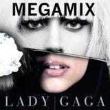 Dj Suni - Lady Gaga Megamix