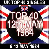 UK TOP 40: 06-12 MAY 1984