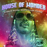Hyjak Radio - House of Wonder ( A Stevie Wonder mixcast)