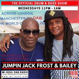 Bailey & Frost live on mi-soul.com Jan 31st 2018