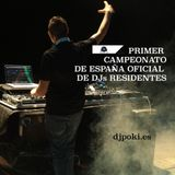 CAMPEONATO DE ESPAÑA OFICIAL DE DJs RESIDENTES PIONEERDJ