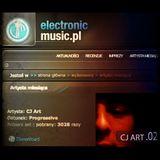 CJ Art - Artist Of The Month @ Electronicmusic.pl (Feb 2009) [set archives]