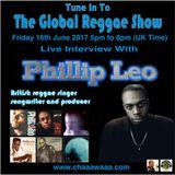 Cee Bee Global Reggae Show 050 16-06-2017