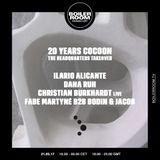 Ilario Alicante - Live @ Boiler Room Tv, 20º Years Cocoon (Frankfurt, DE) - 21.03.2017