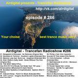 Airdigital - Trancefan Radioshow #286 2017-02-10