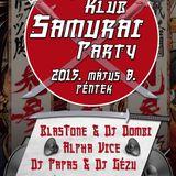BlasTone & DJ Dombi live @ Kókusz Klub - 2015-05-09