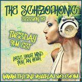 The Schizophonic on Trendkill Radio Session 117
