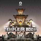 Temple of Boom 2 (Baltimore) sept 6 2014 - Future Reggae Dj set B.A.D.A.S.S. RAVE