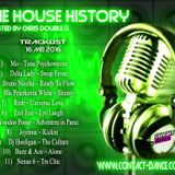 The House History hosted by Chris Double U 16 mei 2016