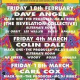 Acid Techno Set Revisting the kicking Revelation nights Plymouth Warehouse on Friday nights