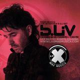 """B-Liv at """"La X 103.9 FM"""" Bogotá / <El Ultimo Dj Radio Show> / Exclusive Live Set 02.26.2016"""