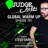 JUDGE JULES PRESENTS THE GLOBAL WARM UP EPISODE 781