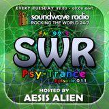 SWR Psy-Trance FM - hosted by Aesis Alien - Episode 011