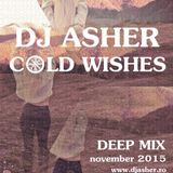 DJ Asher - Cold Wishes (November 2015 Deep Mix)
