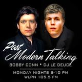 Post Modern Talking • Bobby Conn & DJ LeDuece • 10-09-2017