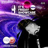 Its Friday Showcase #S06 Stefan303 4/4