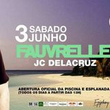 JC Delacruz Live @ Complexo NOA, Braga 03-06-2017 (STRONG RHYTHM PODCAST 14)