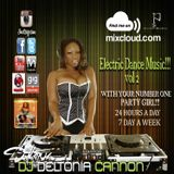 Dj Deltonia Cannon Electronic Dance 2 the leak